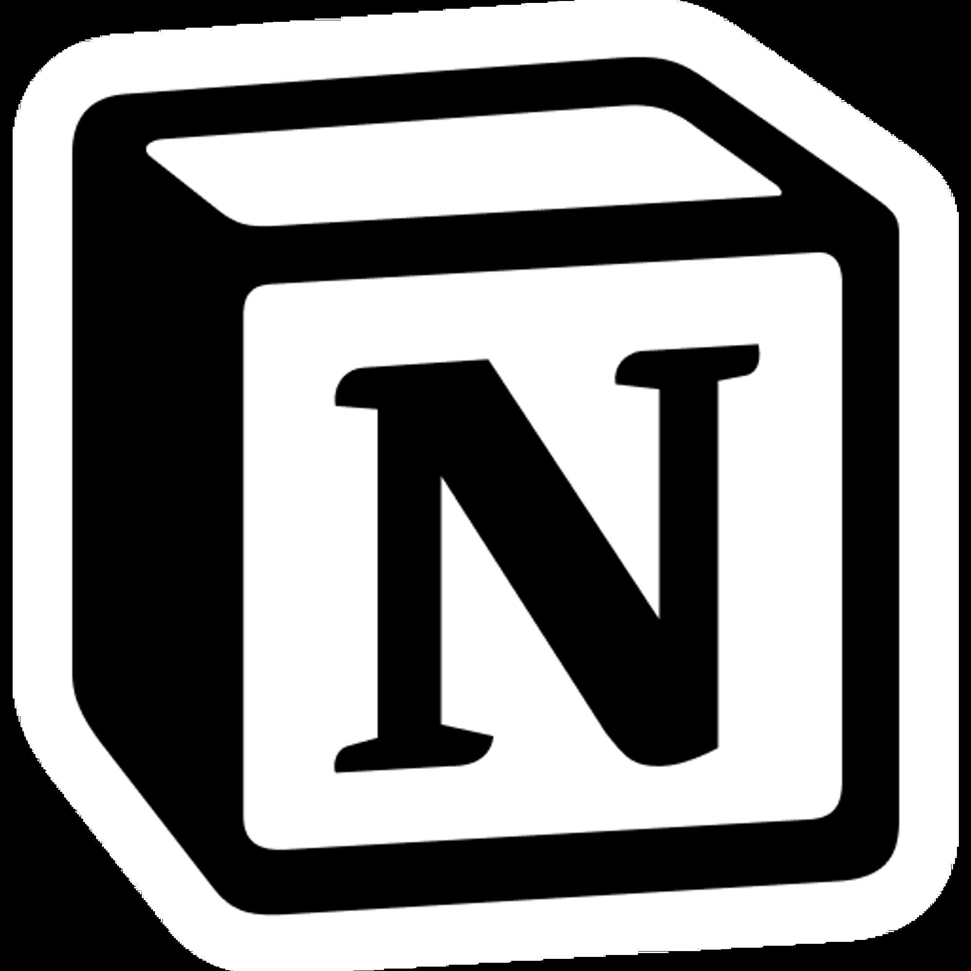 Notion Resources